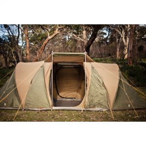 Coleman Chalet family tent