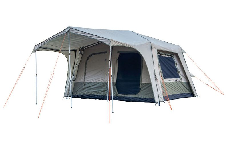 Black Wolf Turbo Lite Cabin family tent