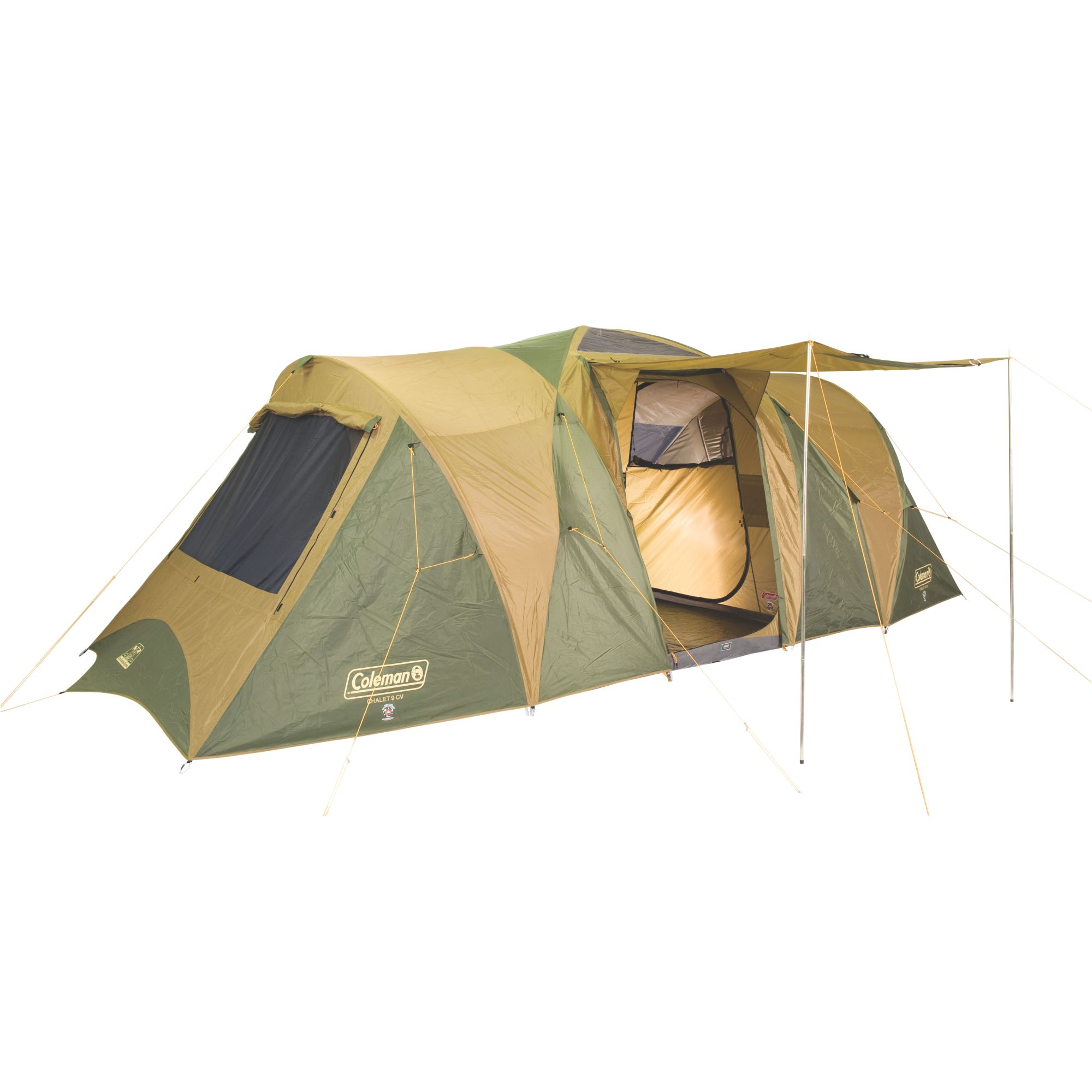 Coleman Chalet family tent  sc 1 st  Outback Review & The Best 8 Person Tents in Australia for 2019 u2014 Outback Review