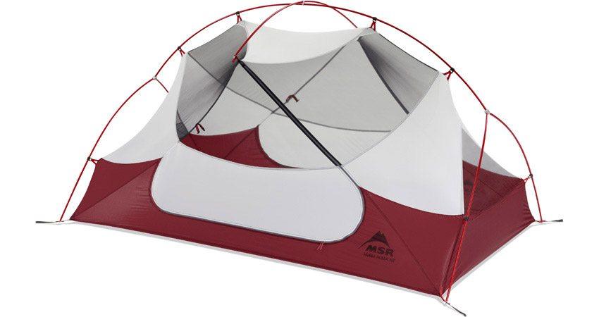 MSR Hubba Hubba NX 2 hiking tent