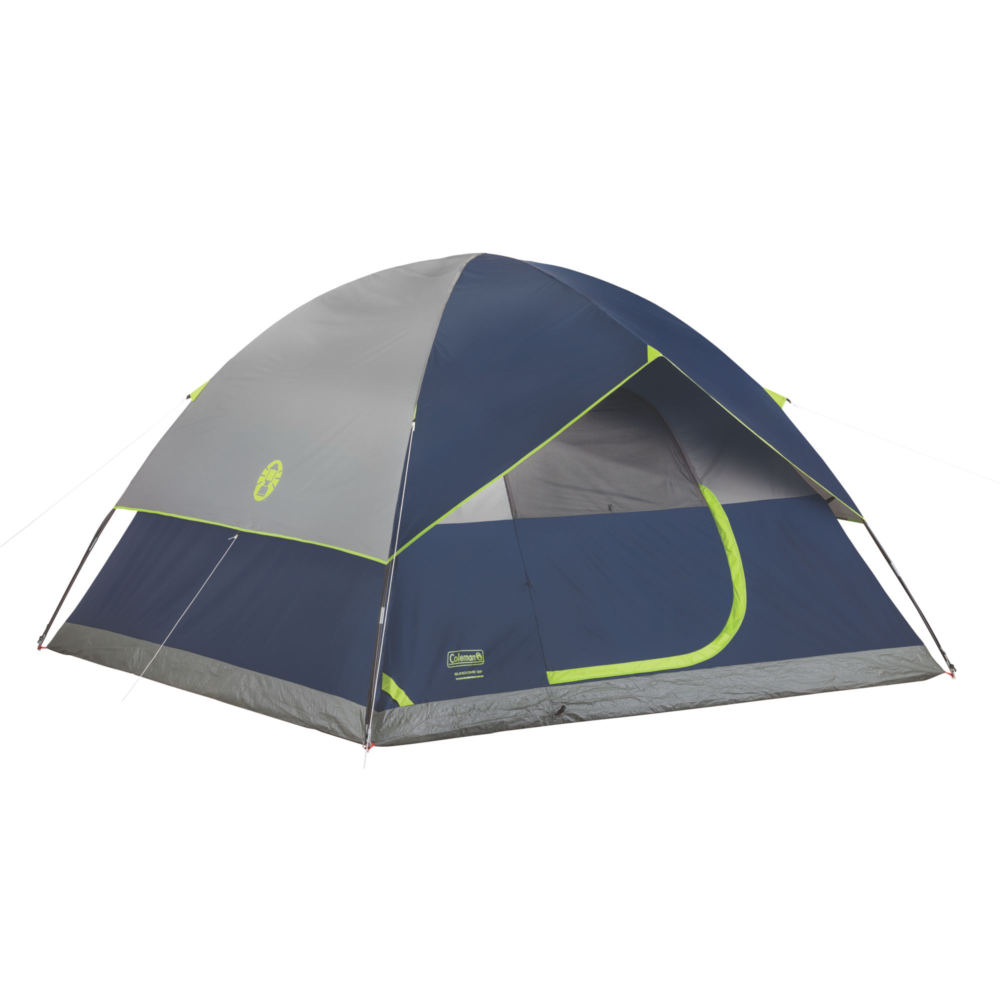 Coleman Sundome 6 Person Tent Review — Outback Review