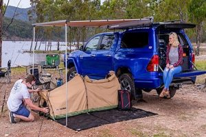The Best Awnings In Australia For 2019 Outback Review
