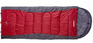 Caribee sleeping bag