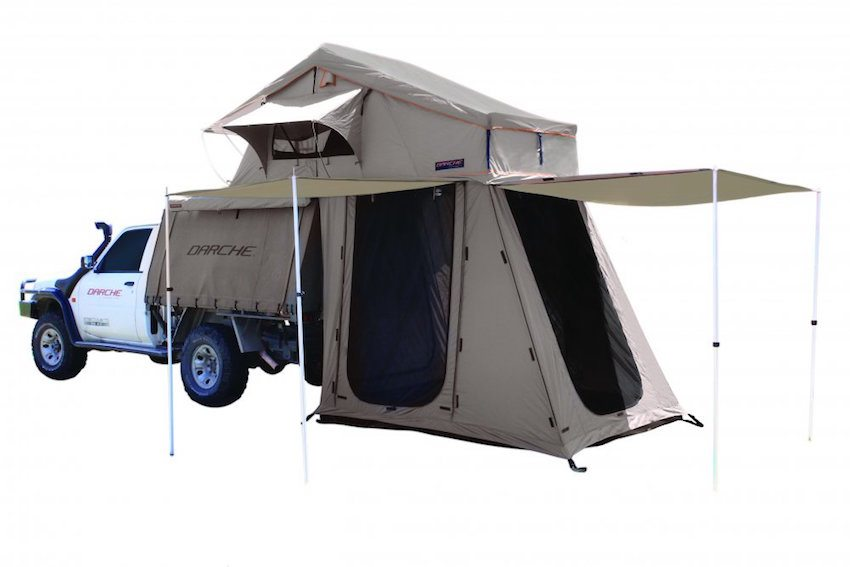 Darche Panorama 2 Rooftop Tent Review Outback Review