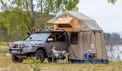 ARB roof top tent