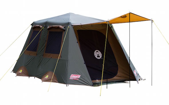Coleman Instant Up 8 person Gold  sc 1 st  Outback Review & Coleman Instant Up Gold 8 Person Tent Review u2014 Outback Review