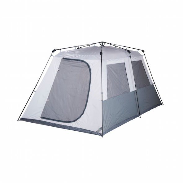 Family tent without fly