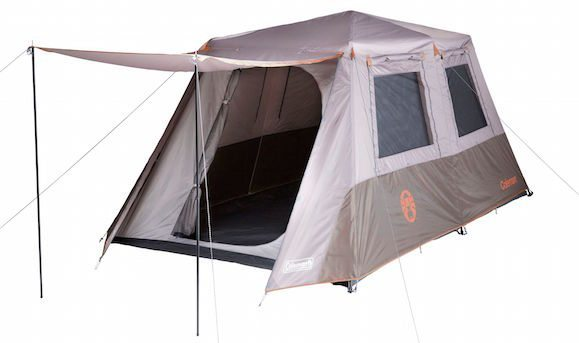 Family tent review