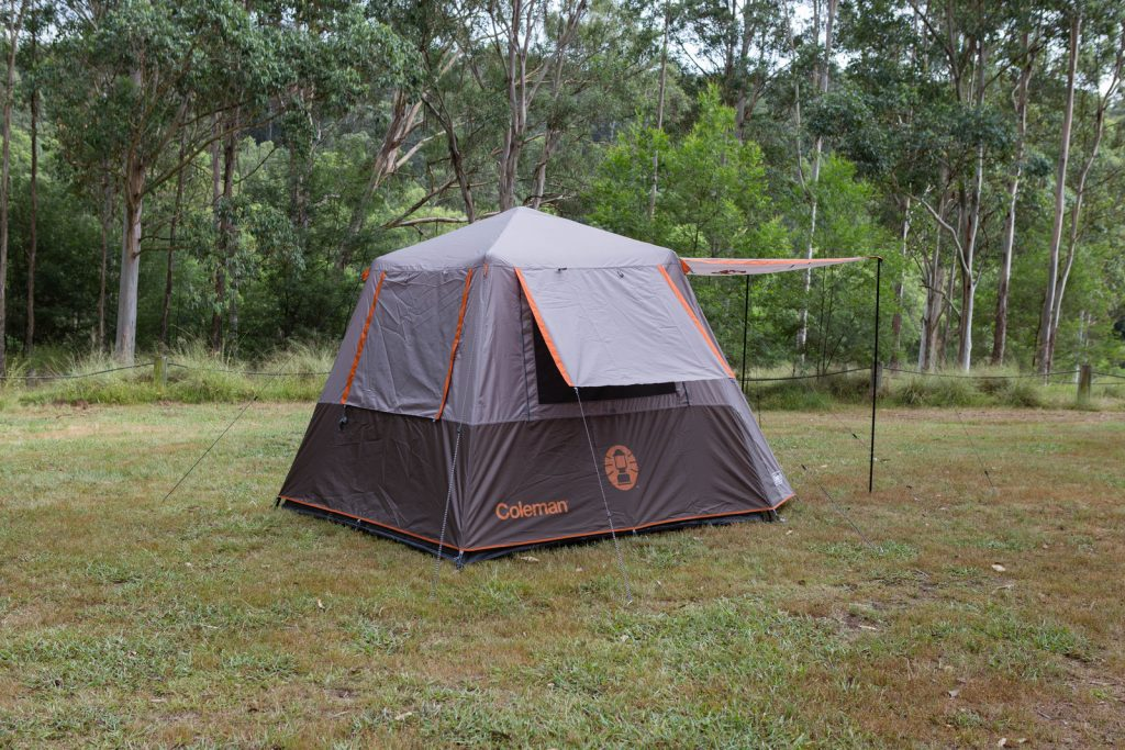 Coleman Instant Up Tent 6p Review Outback Review