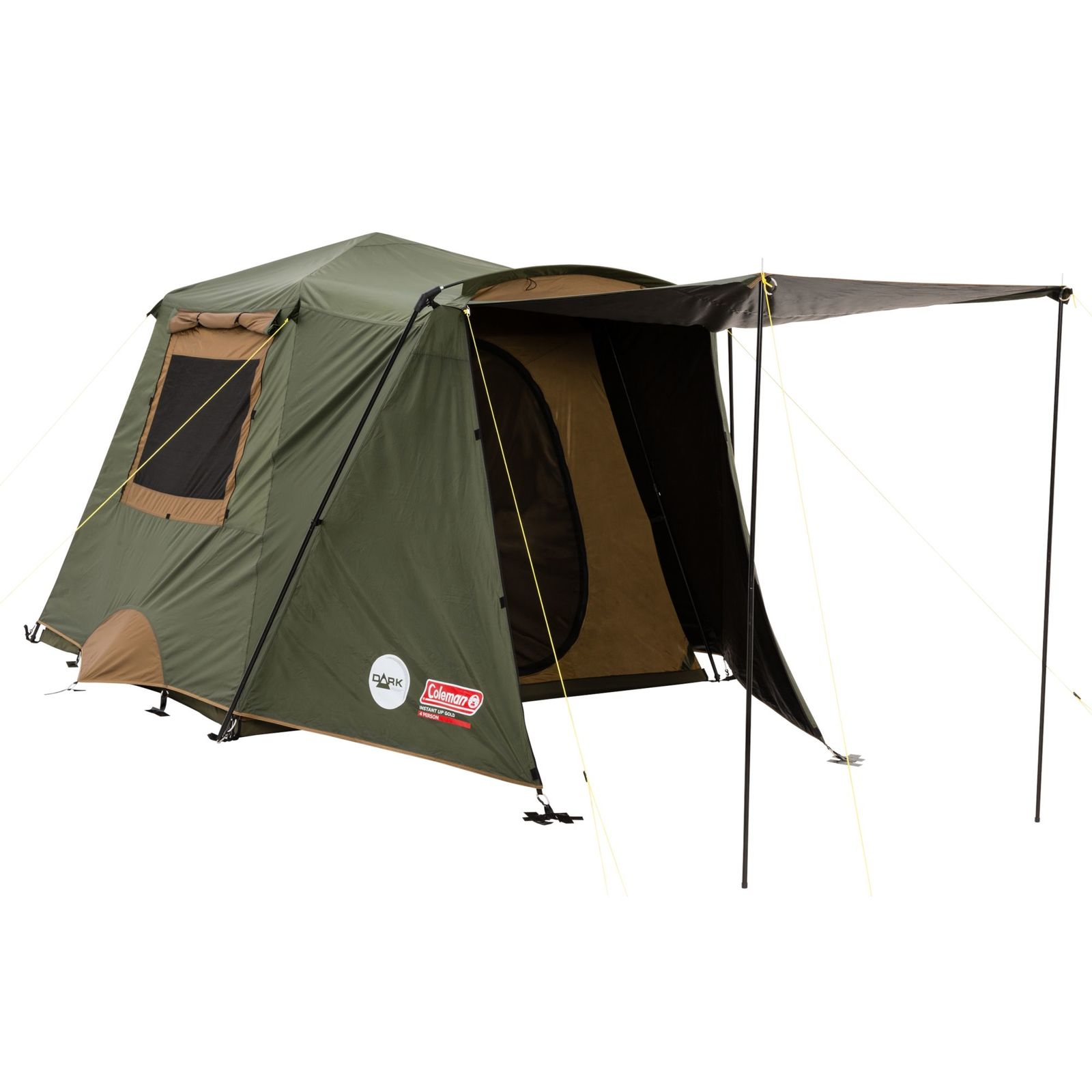 COleman instant tent 4 person 1