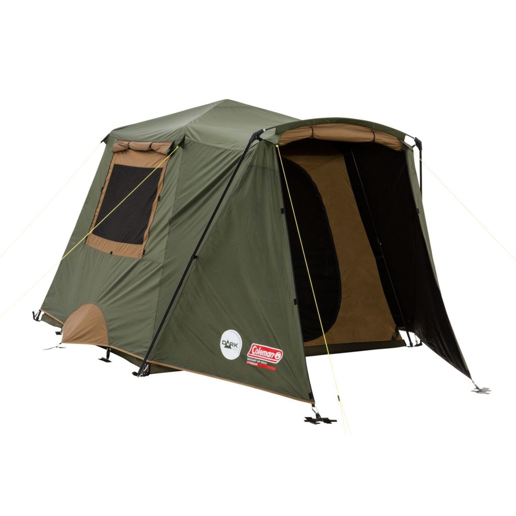 Coleman Instant Up Gold Darkroom Tent 4 Person Outback