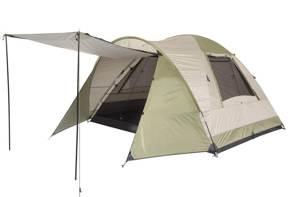 OZtrail Tasman 6V Dome Tent Share 1