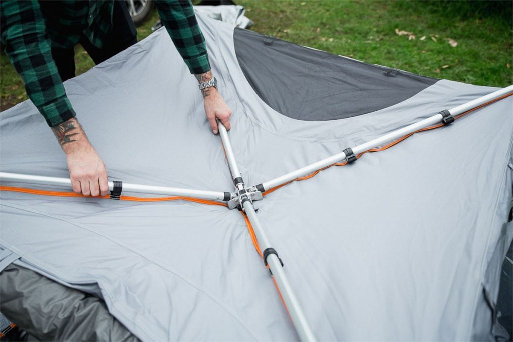 Oztent Oxley 5 Fast Frame Tent 4
