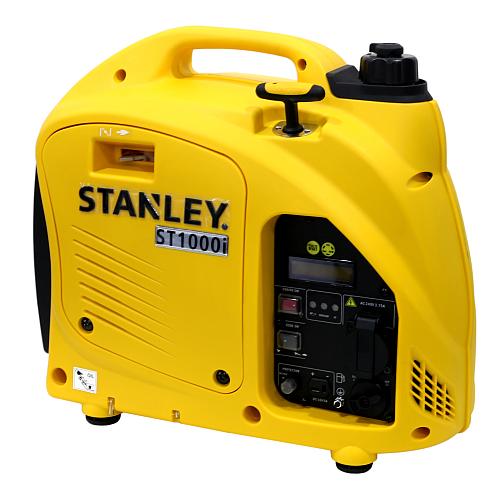Stanley ST1000i generator 1