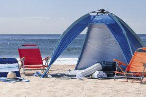 Beach_shade sun
