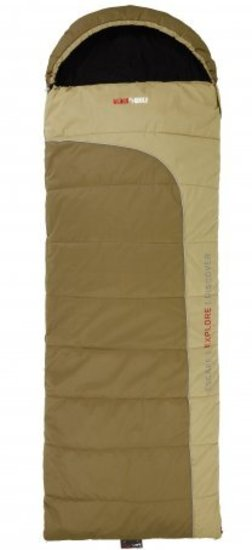 Black Wolf Tuff All-Season Canvas Sleeping Bag