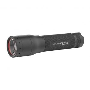 LED LENSER P7R - HANDHELD TACTICAL FLASHLIGHT 1000 LUMENS