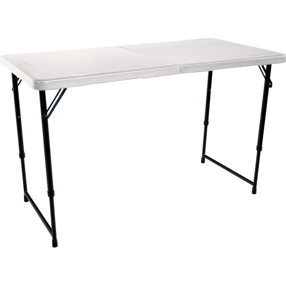 Lifetime 121cm Blow Mould Folding Table 1