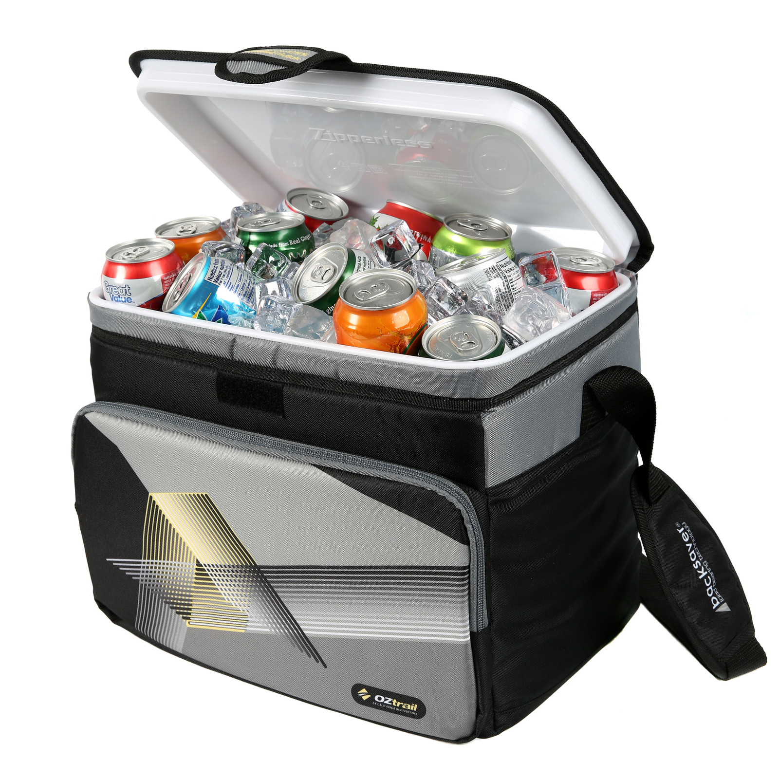 OZtrail 30 Can Zipperless Hardbody Cooler